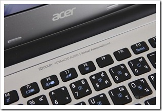 Acer Aspire V5 Review 14