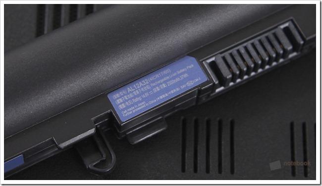 Acer Aspire V5 Review 36