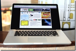 Apple MacBook Pro with Retina Display [Mid 2012] Review 019