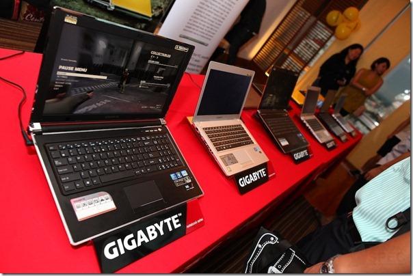 GIGABYTE Opening Ultrabook Gaming 008