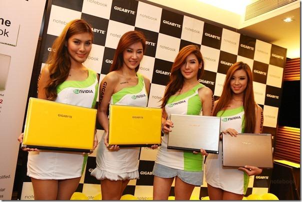 GIGABYTE Opening Ultrabook Gaming 034