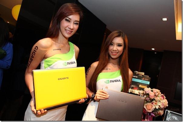 GIGABYTE Opening Ultrabook Gaming 036