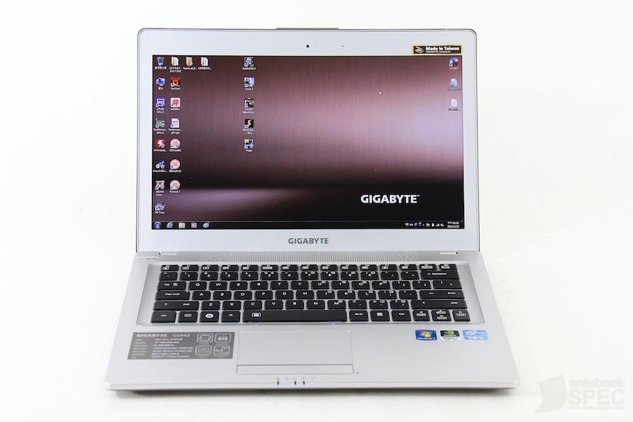 Gigabyte U2442 Review 001