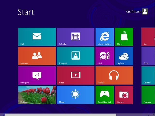 Windows 8 available in trial version valid for 90 days
