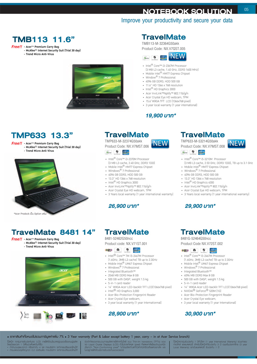 acer business 2