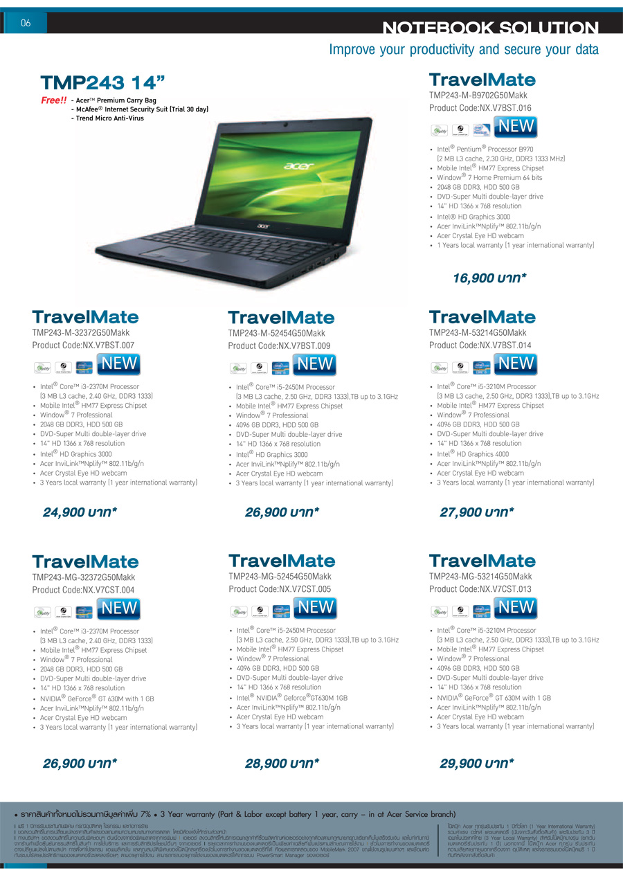 acer business 3