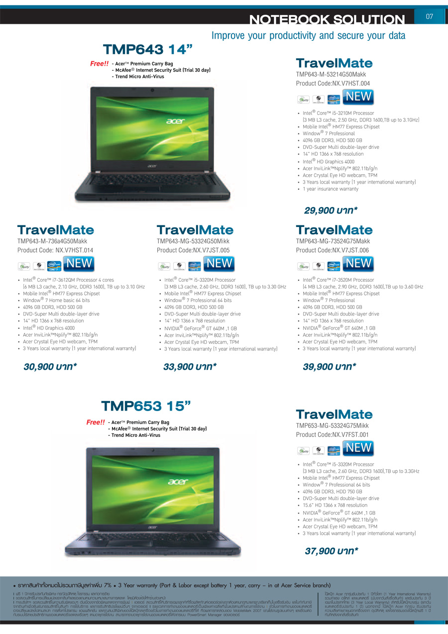 acer business 4