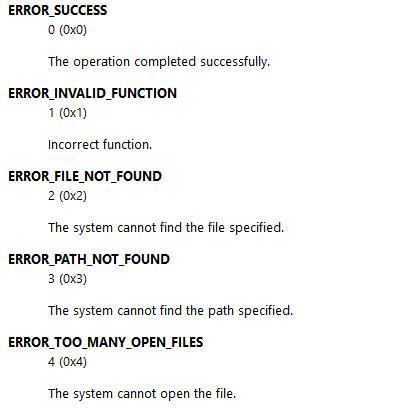 error code 02