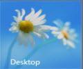 ไอคอน Desktop ที่หน้า Start หาย ก็เอากลับมาได้ (Windows 8)