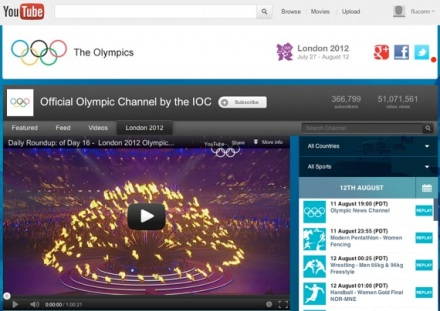 official olympic channel