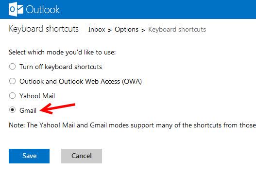 outlook shortcut 03