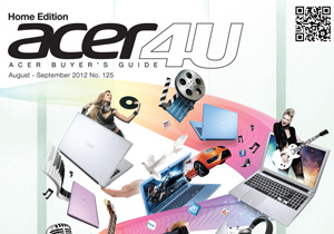 Acer : Aug-Sep 2012 อัพเดทโบรชัวร์คอมพิวเตอร์และโน้ตบุ๊กล่าสุดประจำเดือน ส.ค.-ต.ค.