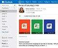 โฉมหน้า Outlook.com หน้าตา Metro ผู้เข้ามาแทน Hotmail ตัวเก๋า