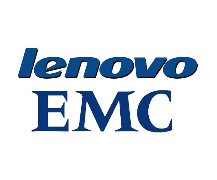 Lenovo จับมือ EMC รุกหนักตลาดโลก ในส่วนของเชิร์ฟเวอร์และระบบ