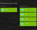 Splashtop Remote Desktop เวอร์ชั่นใหม่สำหรับ Windows 8 ออกมาให้ลองแล้ว