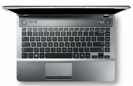 Samsung Series 5 500 NP500P4C S01US Ivy Bridge Notebook top