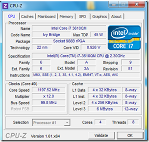 cpu-z old y480