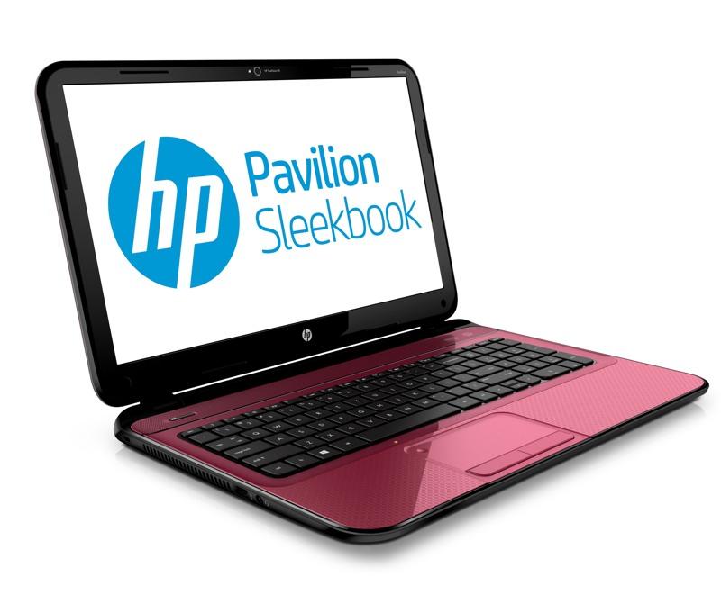 hp pavilion sleekbook 15redright facing