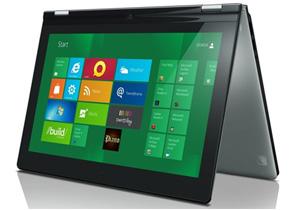 เทรนใหม่มาแน่ Notebook Hybrid Tablet จิ้มก็ได้พิมพ์ก็ดี