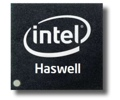 ชิปประมวลผลซีพียูใหม่ Intel ตระกูล Haswell จะใช้พลังงานที่ 10W เท่านั้น