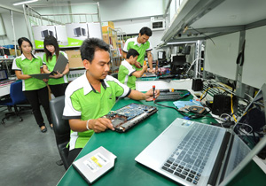 Acer ขานรับการเติบโตยอดขายและเออีซี  เสริมศักยภาพด้วยศูนย์บริหารโลจิสติกส์และซ่อมครบวงจร