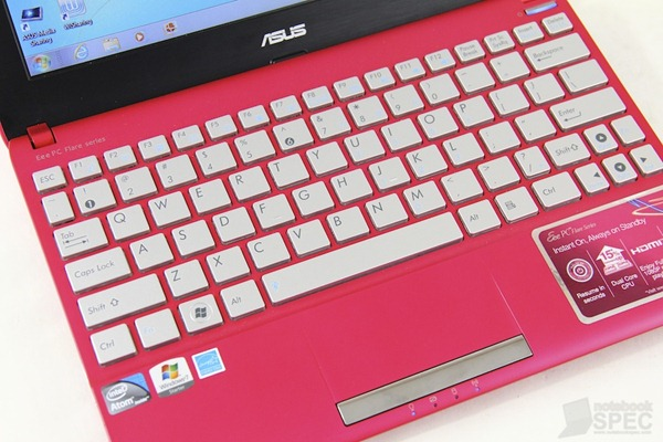 ASUS Eee PC 1025CE Review 14