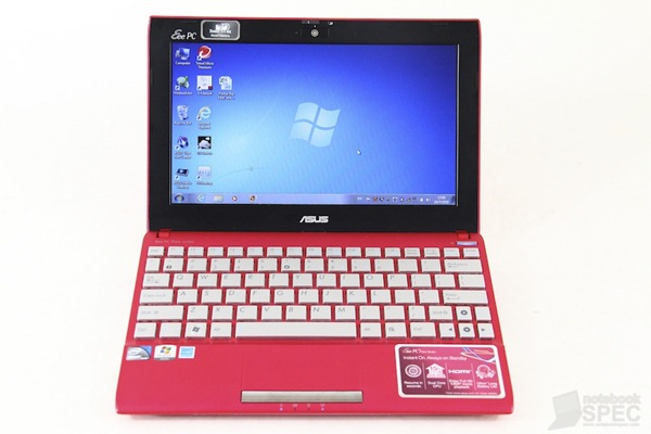 ASUS Eee PC 1025CE Review 1