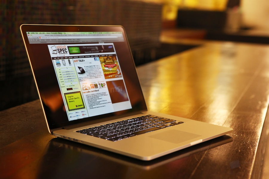 Apple MacBook Pro with Retina Display Mid 2012 Review 014