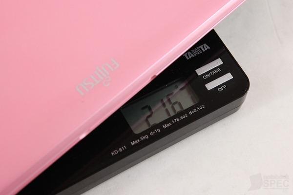 Fujitsu Lifebook LH772-12 Review 046