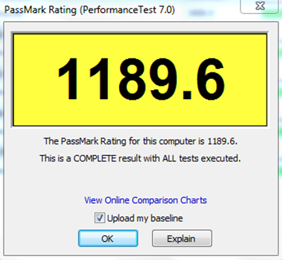 Performance Test 7.0
