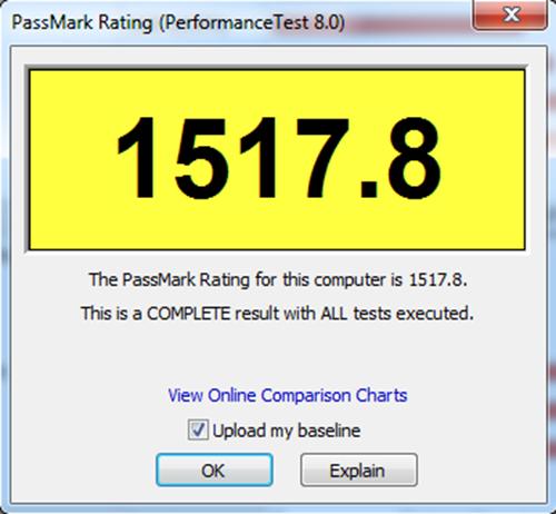 Performance Test 8.0