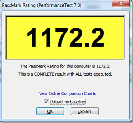 Performance test 7.0