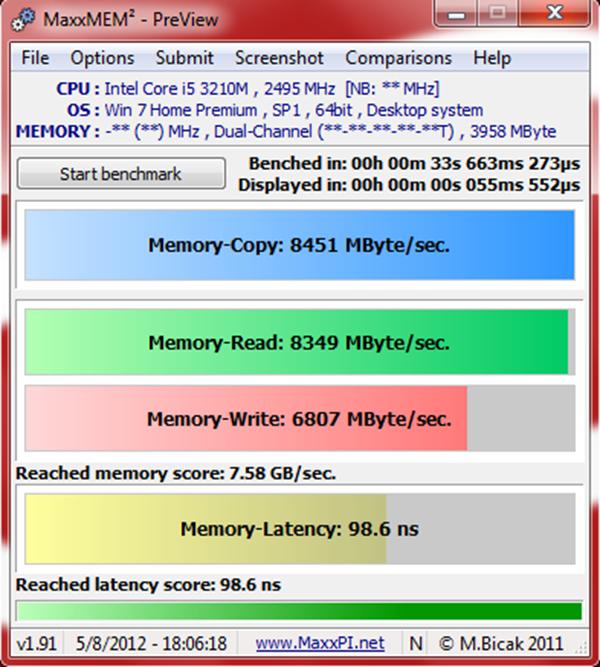 RAM MaxxMEM
