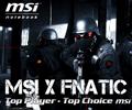 MSI Notebook จัดงาน MSI X Fnatic Turn Pro 2012 ในวันที่ 13-14 ต.ค. นี้