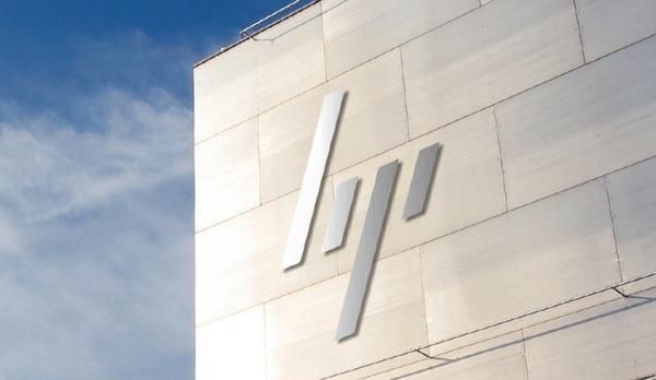 moving brands hp logo