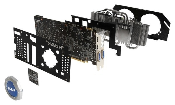 msi GeForce GTX 660 HAWX -2