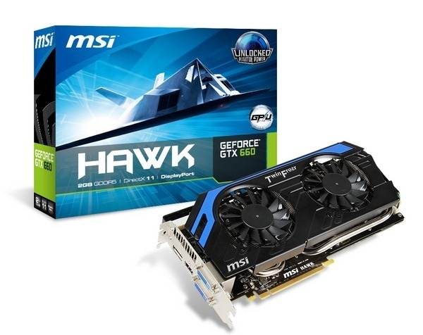 msi GeForce GTX 660 HAWX -3