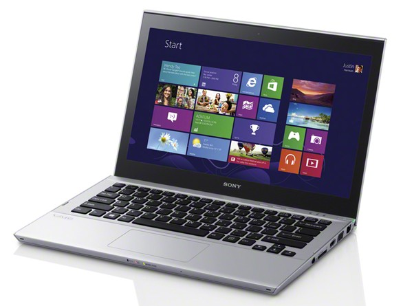 sony vaio t13 touch 445 tall