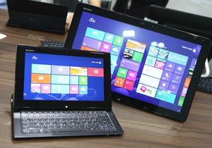 แรกสัมผัส Sony Vaio Duo 11 และ Vaio Tab 20 ก่อนขายไทยสิ้นเดือนนี้
