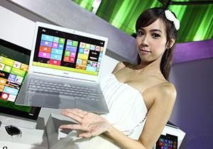 Acer เปิดตัวเครื่องรุ่นใหม่รับ Windows 8 พร้อมตอบสนองความต้องการของผู้ใช้แบบครบเครื่อง