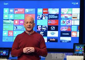 หัวหน้าทีม Windows บอกอุปกรณ์ Windows 8 เจ๋งกว่า iPad mini แถมราคาเริ่มต้นถูกกว่าด้วย