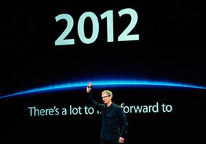 รายได้ Apple ไตรมาส 3 ยอด Mac, iPad และ iPod ไม่ดีนัก แต่ iPhone พุ่งเกินความคาดหมาย