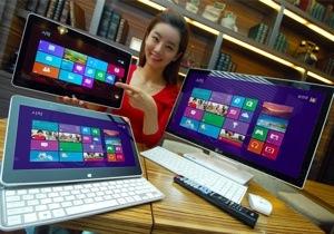 LG เปิดตัวเครื่องต้อนรับ Windows 8 ด้วย โน้ตบุ๊กไฮบริดสไลเดอร์ และเครื่อง All-in-one