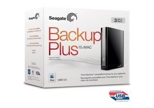 Seagate Backup Plus กับฮาร์ดดิสก์ภายนอกรุ่นใหม่สำหรับ Mac ครบครันทุกการใช้งาน