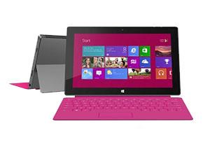 Microsoft Surface Windows RT พร้อมจำหน่ายในร้านปลีกของตนในต่างประเทศแล้ว