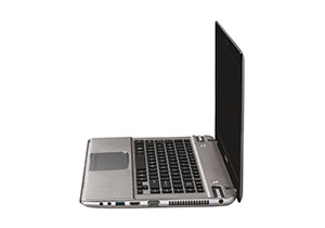Toshiba Satellite P845t-107 โน้ตบุ๊กขนาด 14 นิ้ว รองรับ Windows 8 พร้อมจอสัมผัส