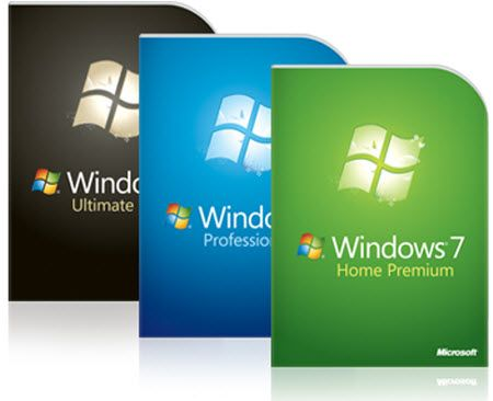 windows 7 By ITDAY