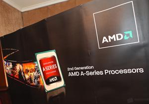 AMD ประเทศไทยนำเสนอ A-Series APU ยุคสอง ที่จะนำเราสู่คอมพิวเตอร์ในทศวรรษหน้า