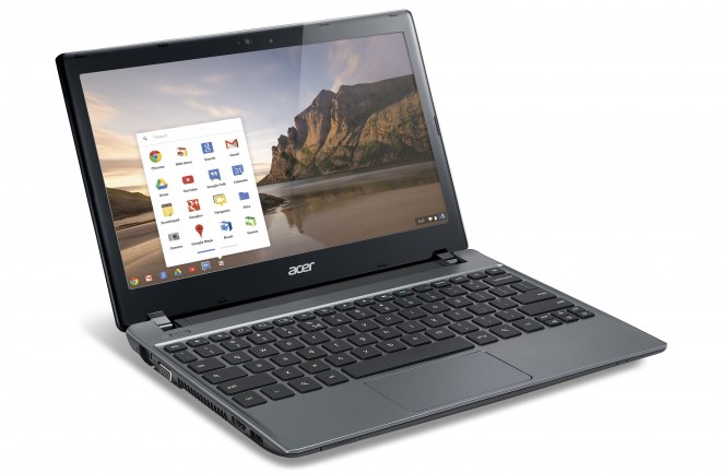 Acer AC710 right facing