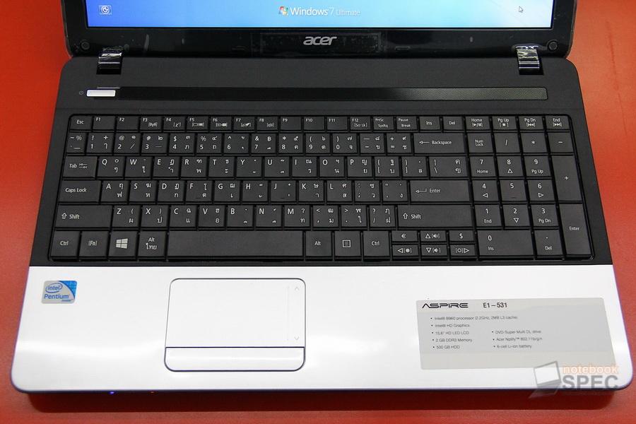 Acer Aspire E1 531 12